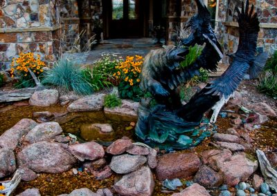 Colorado Golf Club Sculpture Garden