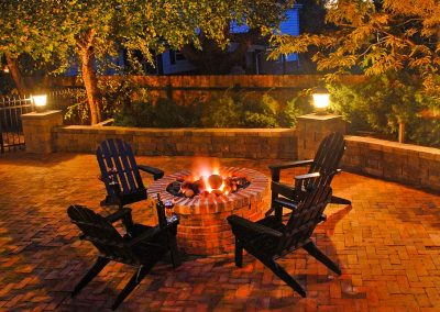 Cherry Village Hills Fire-pit